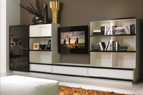 residential Glass TV